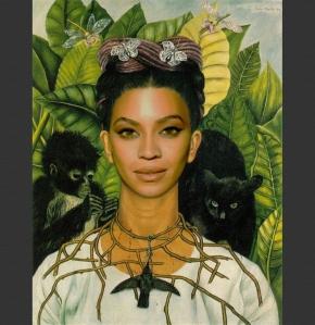 Beyonce frida