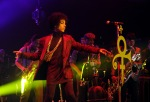 Prince Performs With Liv Warfield and NPG Horns
